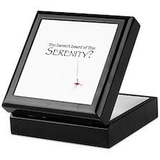 You haven't heard of the Sere Keepsake Box
