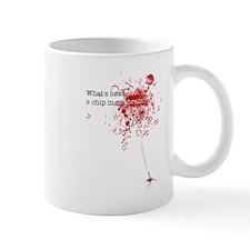 What's next, a chip ... Mug