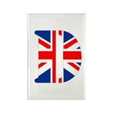 Funny Royal Rectangle Magnet