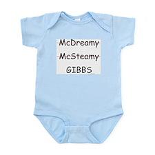 Mc- Gibbs??? Infant Bodysuit