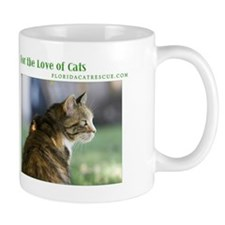 Cool Pets calico cats Mug