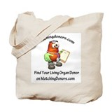 Kidney - Patient Tote Bag