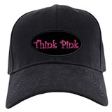 Think Pink Baseball Hat
