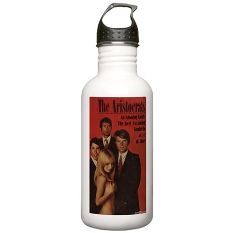 The Aristocrats Stainless Water Bottle 1.0L