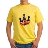 Stars And Stripes Bowler T