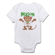 Little Monkey Mason Infant Bodysuit