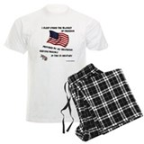 Blanket of Freedom Grandson Pajamas