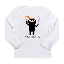 GINJA NINJETTE Long Sleeve Infant T-Shirt