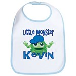 Little Monster Kevin Bib