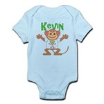 Little Monkey Kevin Infant Bodysuit