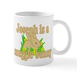 Joseph is a Snuggle Bunny Mug