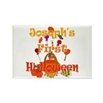 First Halloween Joseph Rectangle Magnet