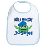 Little Monster Joseph Bib