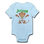 Little Monkey Joseph Infant Bodysuit