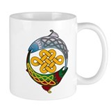 Celtic Salmon Small Mug