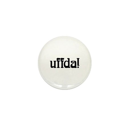 uffda Mini Button
