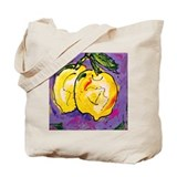 Crazy Lemons Tote Bag