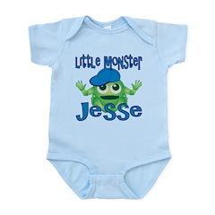 Little Monster Jesse Infant Bodysuit