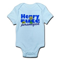 Cute Henry Infant Bodysuit