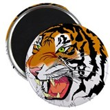 "Tiger 2.25"" Magnet (100 pack)"