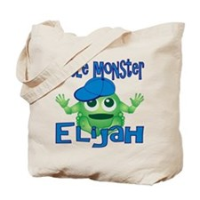 Little Monster Elijah Tote Bag