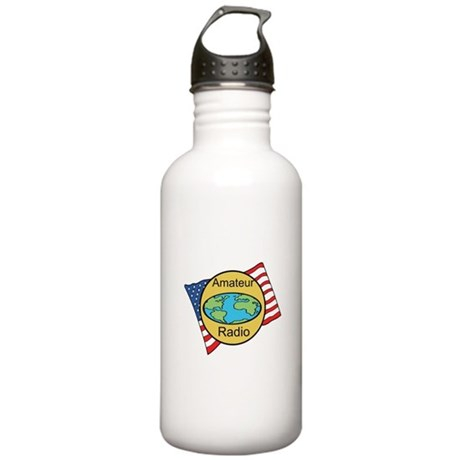 Amateur Radio Stainless Water Bottle 1.0L