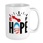 Anti Obama 2012 Large Mug