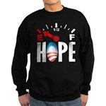 Anti Obama 2012 Sweatshirt (dark)