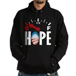 Anti Obama 2012 Hoodie (dark)