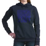 Anti Obama 2012 Women's Raglan Hoodie