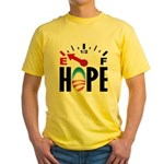 Anti Obama 2012 Yellow T-Shirt