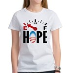 Anti Obama 2012 Women's T-Shirt