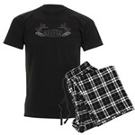 Elkaholic Men's Dark Pajamas