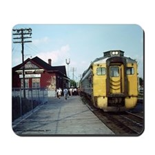 VIA Rail RDCs Mousepad