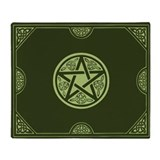 Single-Sided Pentacle Blanket