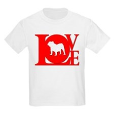 Old English Bulldog Kids T-Shirt