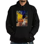 Cafe-Yellow Lab 7 Hoodie (dark)