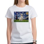 Starry - Yellow Lab 7 Women's T-Shirt