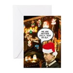 Queen Victoria Greeting Cards (Pk of 10)