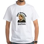 Queen Victoria White T-Shirt