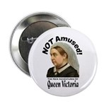 "Queen Victoria 2.25"" Button (10 pack)"