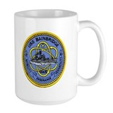 USS Bainbridge CGN 25 Mug