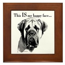 Mastiff 137 Framed Tile