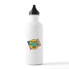 Ham Radio QRP Water Bottle