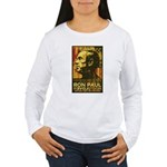 Ron Paul Women's Long Sleeve T-Shirt