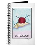 El Tejedor [for guy knitters] Journal
