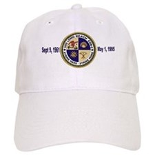 USS Long Beach CGN 9 Baseball Cap