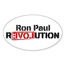 Ron Paul Revolution Decal