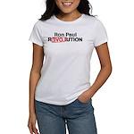 Ron Paul Revolution Women's T-Shirt