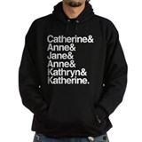 Wives of Henry VIII Hoodie